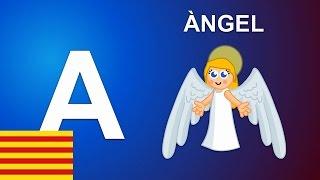 L'alfabet en català per a nens ¿Ja has vist les nostres altres cançons? http://www.musicavaca.com/
