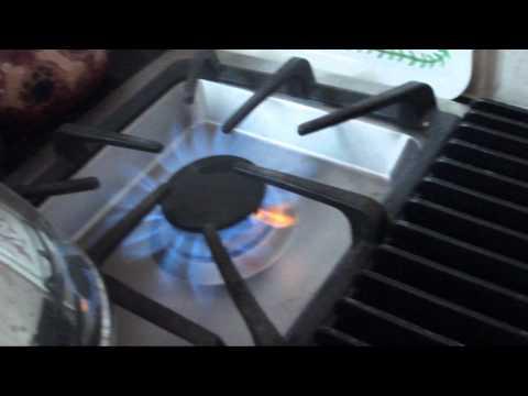 Why I think downdraft ventilation on a stove SUCKS!