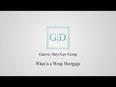 Real Estate Attorney Rick Guerra Describes a Wrap Mortgage in Texas