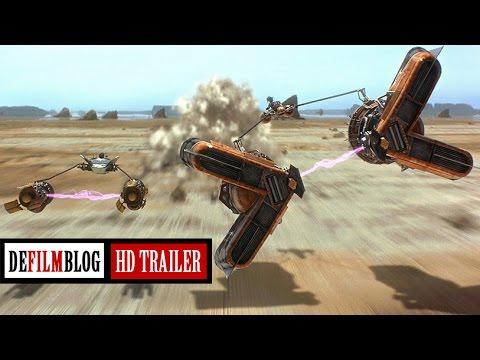 Star Wars: Episode I - The Phantom Menace (1999) Official HD Trailer [1080p]