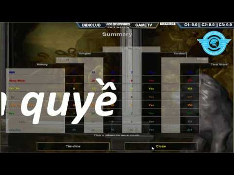 4vs4 Random | Bibi Club vs GameTV 26/04/2017 BLV: Toạc