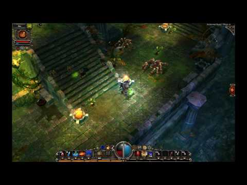 torchlight gameplay
