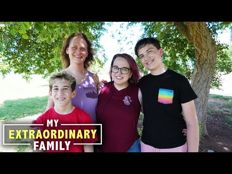 I'm A Trans Woman, My Wife's A Lesbian and Our Son Is Gay   MY EXTRAORDINARY FAMILY