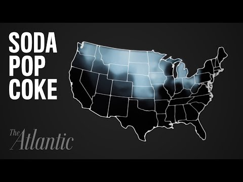 Mapping How Americans Talk