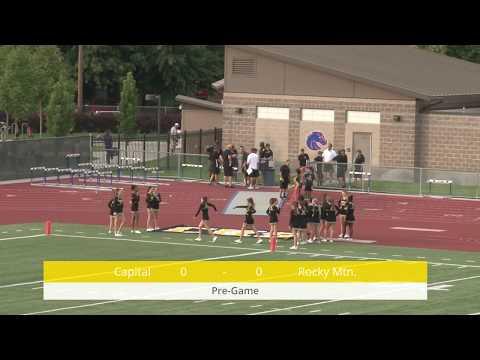 Capital vs. Rocky Mountain Football 9.07.208