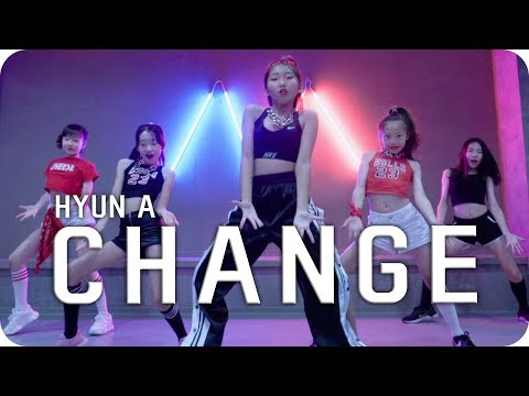 Change (체인지) - Hyun Ah (현아) / KIDS / MOVE ME Waacking / Dope Dance Studio