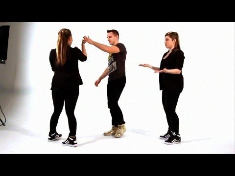 Клубные танцы: учимся танцевать. Урок видео.