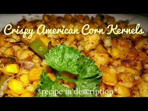 Crispy American Corn Kernels