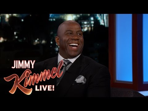 Magic Johnson on Making Lakers Great Again