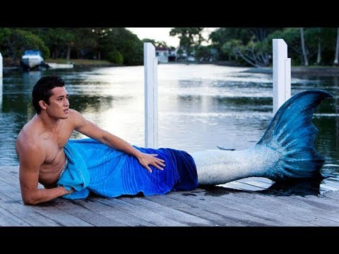 Zac turns into a Merman