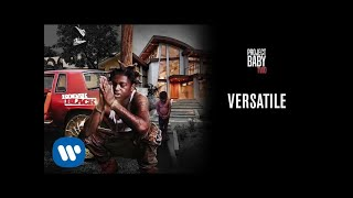 Video Kodak Black - Versatile [Official Audio] MP3, 3GP, MP4, WEBM, AVI, FLV Mei 2018