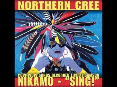 5 - 10's Across - Northern Cree Singers - Nikamo (Sing!).wmv