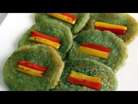 Korean Recipe: How to make Potato Pancakes Fritters – Gamjajeon – 감자전