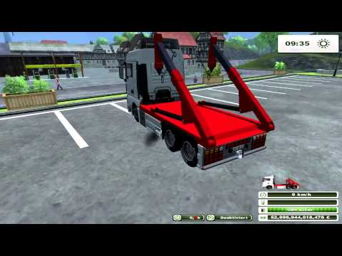 TGX 26.680 v8 demountable v2.0 Pack