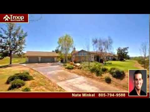 For Sale – 1736 Country Drive Oja,i CA 93023 – $1,300,000