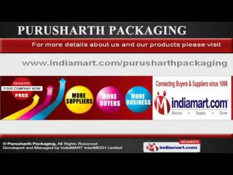 Purusharth Packaging - Video