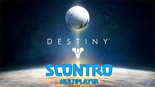 Destiny - Multiplayer Gameplay ITA - Deathmatch a squadre - Scontro