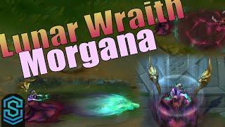 Chi tiết bộ trang phục Morgana Nguyệt Hồn (Lunar Wraith Morgana)