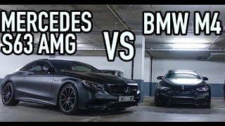 MY BMW M4 (TUNED) vs MERCEDES S63 AMG (STOCK) TBC...