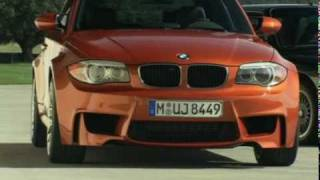 BMW 1 Series M Coupe And E30 M3