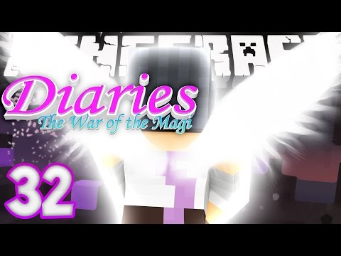 On Angel Wings | Minecraft Diaries [S2: Ep.32 Minecraft Roleplay]