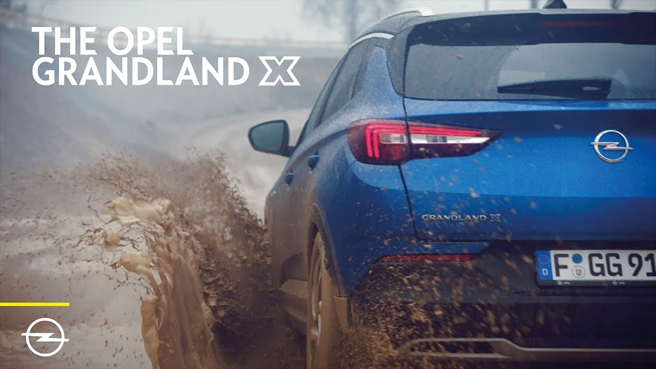 The Opel Grandland X: Test Drive