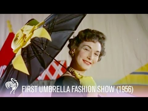 1950s Umbrella Styles