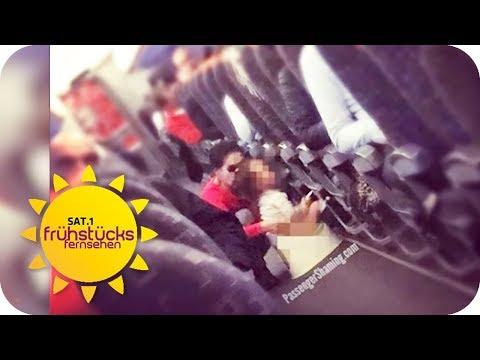 Instagram-Skandal: Dürfen Kinder im Flugzeug aufs Töp ...