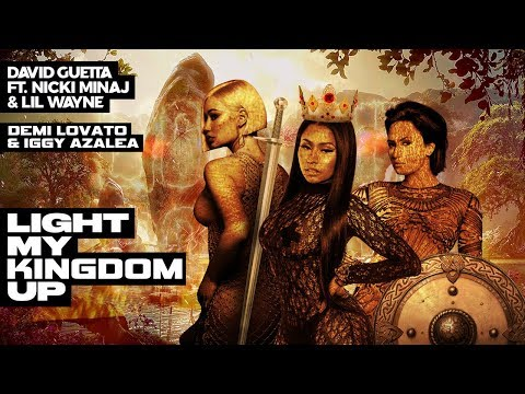 L𐌹𐌾𐌷𐍄 𐌼𐍅 K𐌹𐌽𐌾D𐍈𐌼 𐌸P 👑 - David Guetta, Nicki M, Demi L, Iggy A & Lil W (Mashup) | Gold Edition MV