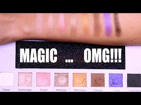 MAGIC MAKEUP PALETTE ... OMG !!!