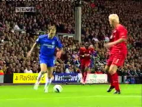 Chelsea V Liverpool Champions League  2005 6