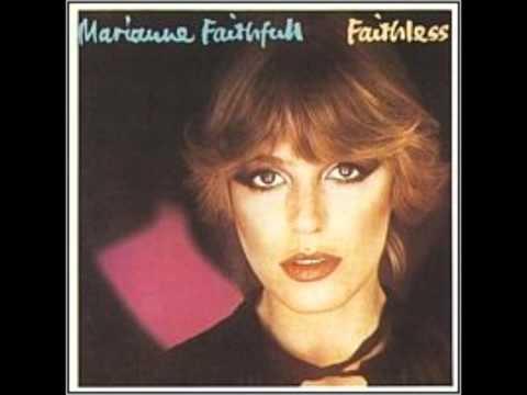 Marianne Faithfull - Wrong road again lyrics