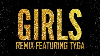 Jennifer Lopez videoklipp Girls (Remix) (feat. Tyga)