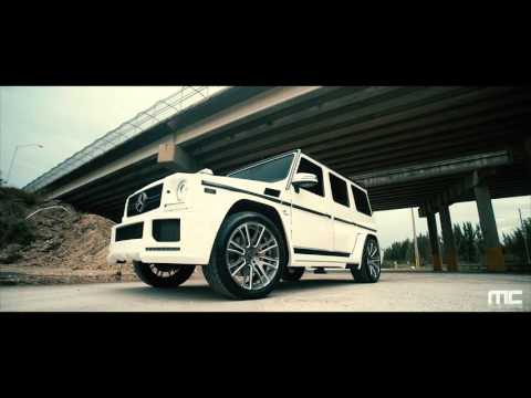 MC Customs | Mercedes Benz G63 • Vellano Wheels