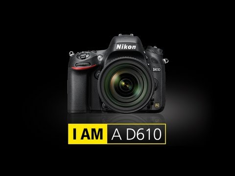 Nikon D610… underwhelming