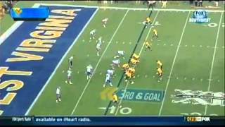 Geno Smith vs Kansas (2012)