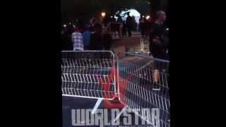 50 cent fights gunplay. Gunplay gets knocked out.