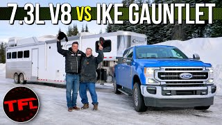 2020 Ford F-250 Godzilla 7.3L V8 Gets Maxed Out on the World's Toughest Test! So, How Did It Do? by The Fast Lane Truck