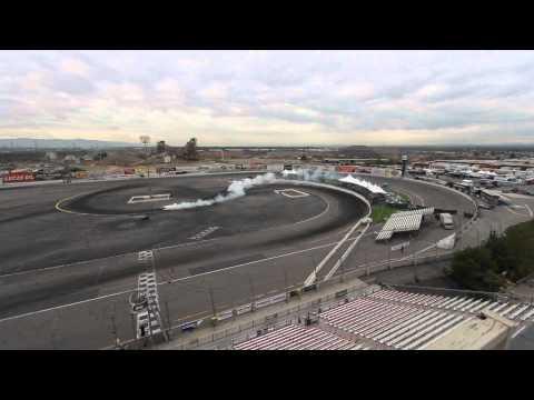 Ford  Ken Block AWD Drifts Formula DRIFT Irwindale.