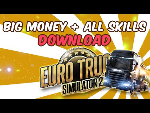 Savegame Euro Truck Simulator 2 up to 1.16.x