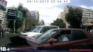 Аварии на видеорегистратор 2013 (156) / Сar Crash Compilation 2013 (156)