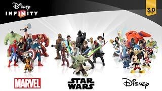 Disney Infinity: Toy Box 3.0 videosu