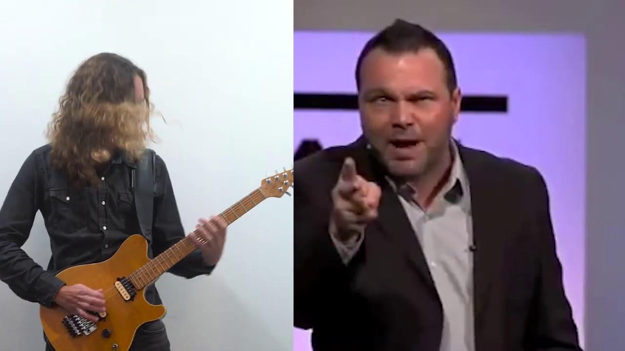 Guitarist Writes Metal Song Around Pastor's Fiery Sermon – IOTW Report