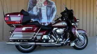 8. Used 2009 Harley-Davidson FLHTCU Ultra Classic Electra Glide for sale