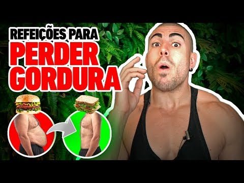 Nutricionista - 5 REFEIÇÕES COMPLETAS PARA PERDER GORDURA