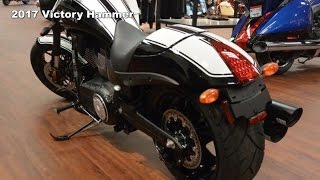 3. New 2017 Victory Hammer S Motorcycles