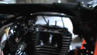 8. 2007 Harley Sportster rocker box gasket replacement