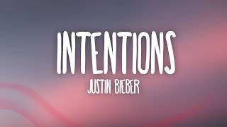 Video Justin Bieber - Intentions (Lyrics) ft. Quavo download in MP3, 3GP, MP4, WEBM, AVI, FLV January 2017