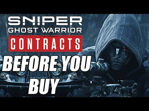 Sniper Ghost Warrior Contracts - 15 Things You Need To Before You Buy