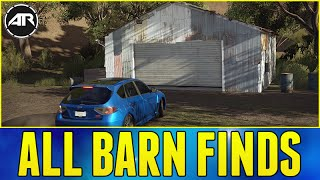Nonton Forza Horizon 3 : ALL BARN FINDS + LOCATIONS!!! Film Subtitle Indonesia Streaming Movie Download